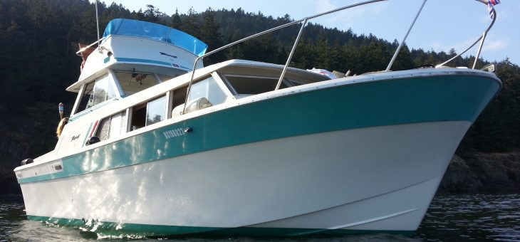 Un bateau électrique, un avantage à la consommation