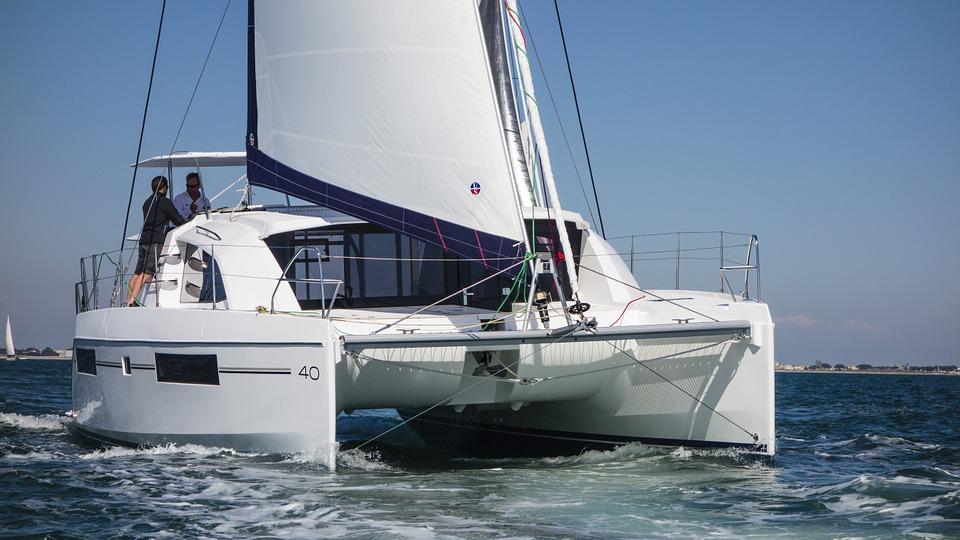 catamaran neuf