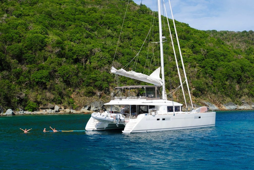 tour monde catamaran